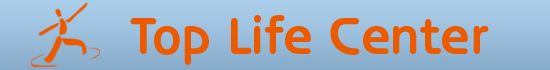 Logo Top Life Center